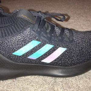 Purebounce black tennis shoes
